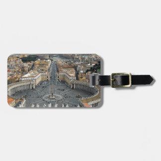 Vatican Square Luggage Tag