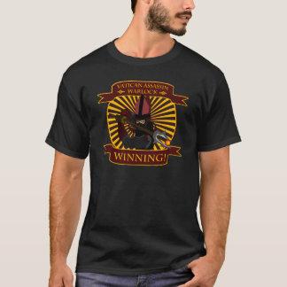 vatican warlock02 T-Shirt