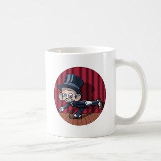 Vaudeville Hoofin' Classic White Coffee Mug