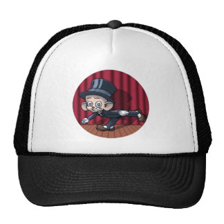 Vaudeville Hoofin' Trucker Hat