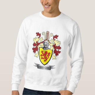 Vaughn Family Crest Coat of Arms Sweatshirt