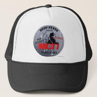 Vault 7 trucker hat