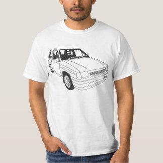 Vauxhall Nova GSi T-shirt