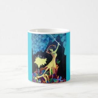 Vav Hey Vav Return to Creation Kabbalah Mug