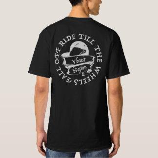 vbeast nation TALL T-shirt
