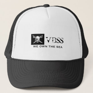 VBSS WE OWN THE SEA TRUCKER HAT