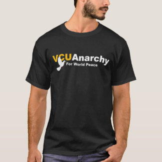 VCUAnarchy for World Peace T-Shirt