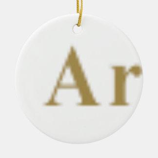 VCVH Records Akademia 2017 Spotlight Ceramic Ornament