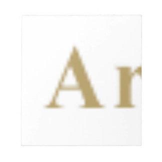 VCVH Records Akademia 2017 Spotlight Notepad