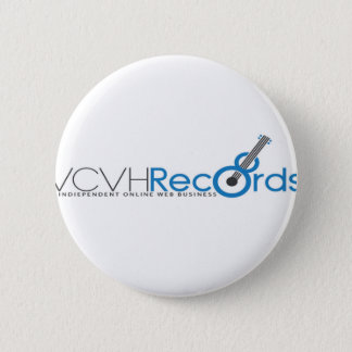 VCVH Records Clothings 6 Cm Round Badge