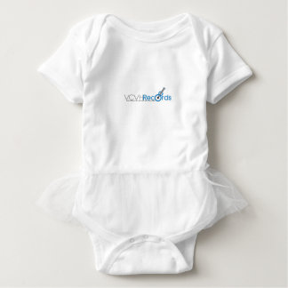 VCVH Records Clothings Baby Bodysuit