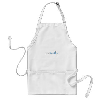 VCVH Records Clothings Standard Apron