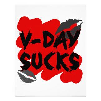 vday sucks invitation