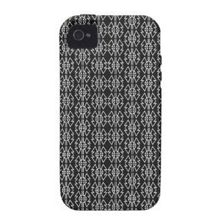vect design 1.jpg vibe iPhone 4 case