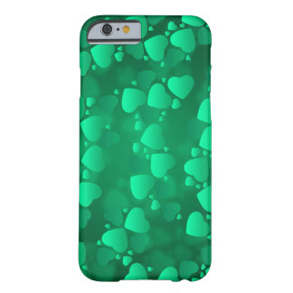 Vector Abstract  Hearts Barely There iPhone 6 Case