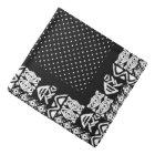 Vector american ethnic seamless pattern bandana