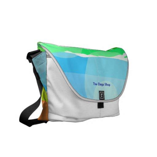 vector art vol 36 T Messenger Bag