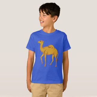 Vector Cute Camel T-Shirt