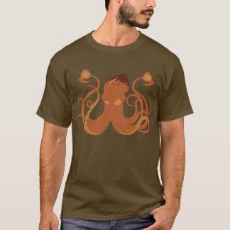 Vector Giant Squid Men's Long Sleeve Shirt