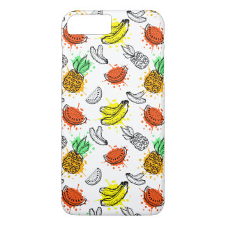 Vector Graphic Seamless Pattern iPhone 8 Plus/7 Plus Case