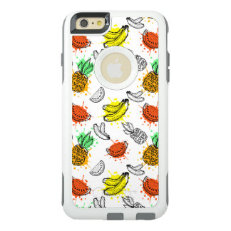 Vector Graphic Seamless Pattern OtterBox iPhone 6/6s Plus Case