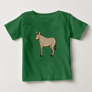 Vector illustration Donkey Baby T-Shirt