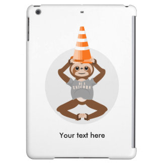 Vector Sloth Be A Unicorn Cover For iPad Air