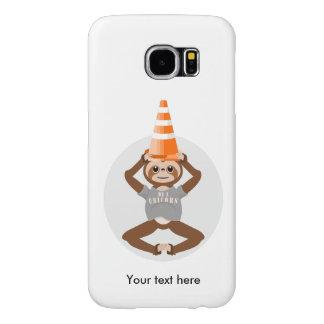 Vector Sloth Be A Unicorn Samsung Galaxy S6 Cases