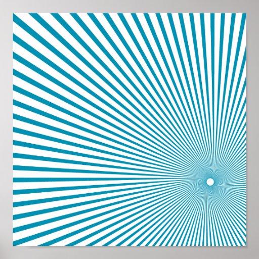vector_sunbeam_backg posters