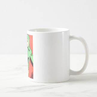 Veda the Cobra Woman Coffee Mug