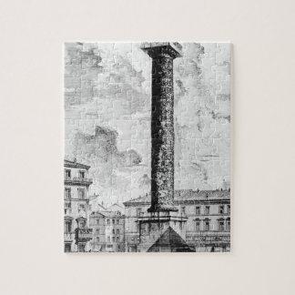 Vedute di Roma by Giovanni Battista Piranesi Jigsaw Puzzle