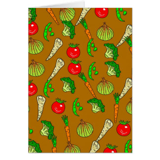 Veg Wallpaper Card