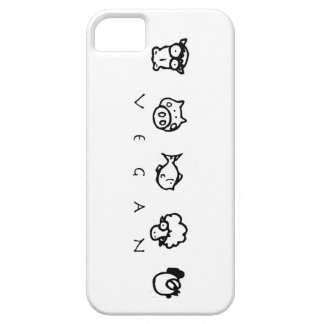 Vegan Animal Phone IPhone Case