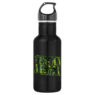 VEGAN ARMY 532 ML WATER BOTTLE