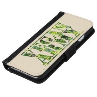 VEGAN ARMY iPhone 6 WALLET CASE