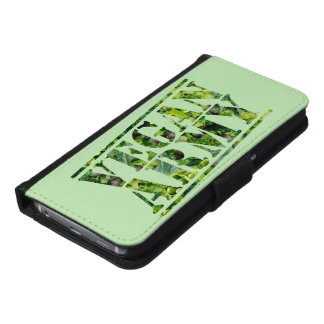 VEGAN ARMY SAMSUNG GALAXY S6 WALLET CASE