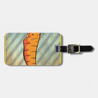 VEGAN ATTITUDE LUGGAGE TAG