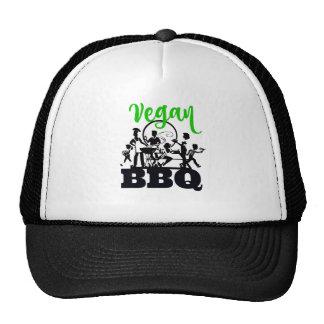 Vegan BBQ cap