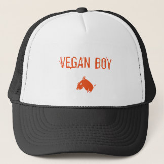 Vegan Boy - Trucker Hat