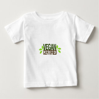 Vegan Certified Baby T-Shirt