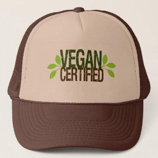 Vegan Certified Trucker Hat