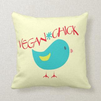 Vegan Chick Cushion