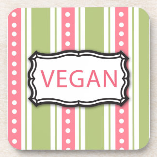 Vegan Coaster