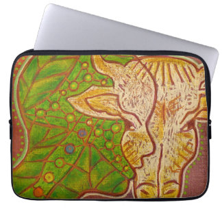 Vegan connection computer cover computer sleeves