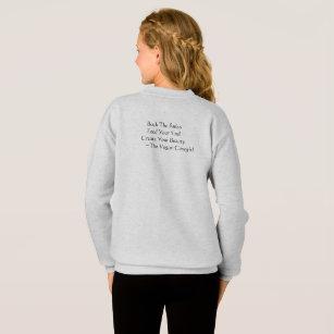 Vegan Cowgirl Sweatshirt