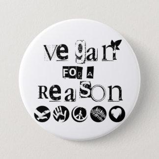 Vegan for a Reason Badge