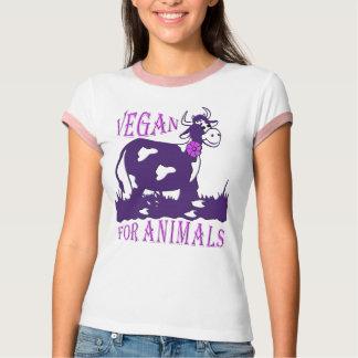 VEGAN FOR ANIMALS - 01w T Shirt