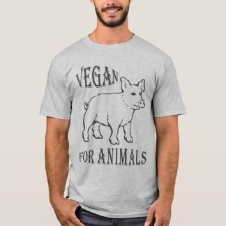 VEGAN FOR ANIMALS - 02m T-Shirt