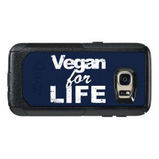 Vegan for LIFE (wht) OtterBox Samsung Galaxy S7 Case
