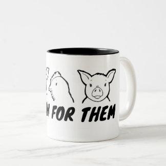 Vegan For Them - Mug